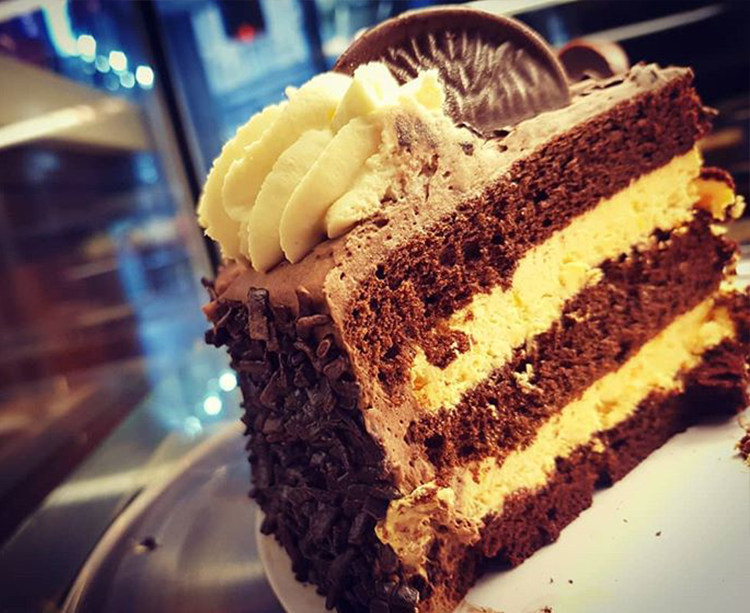 terrys chocolate orange cake